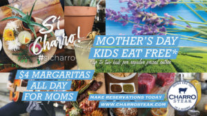 Mother's Day - Kid's Eat Free*